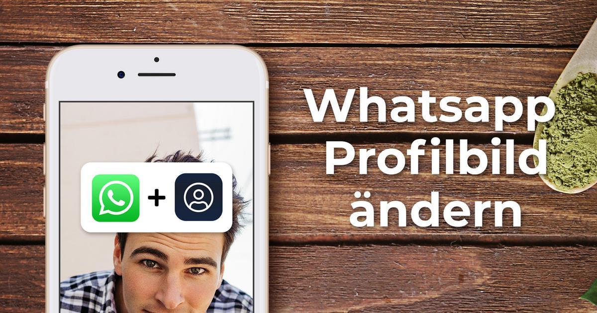 Verbergen whatsapp anderen profilbild von So verbergen
